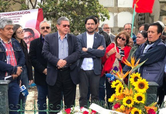 25 años de la muerte de Manuel Cepeda: su caso busca pista en la JEP