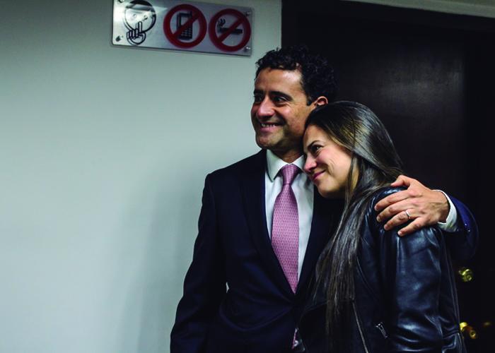 Caso Yuliana Samboní: la audiencia que absolvió a los hermanos Uribe Noguera