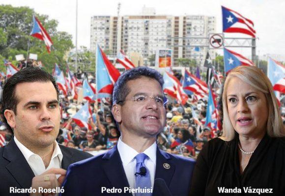 Tres gobernadores en seis días: caos en Puerto Rico