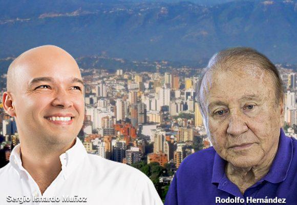 """""""Lo han manoseado más que a una prostituta"""" alcalde de Bucaramanga. Video."""