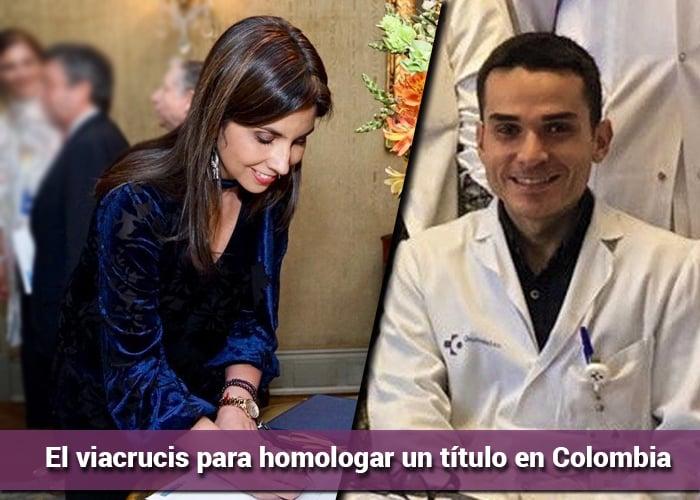 El neruocirujano Sergio Torres, premiado internacionalmente, no puede ejercer en Colombia