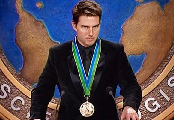 Tom Cruise, el déspota jerarca de la cienciología
