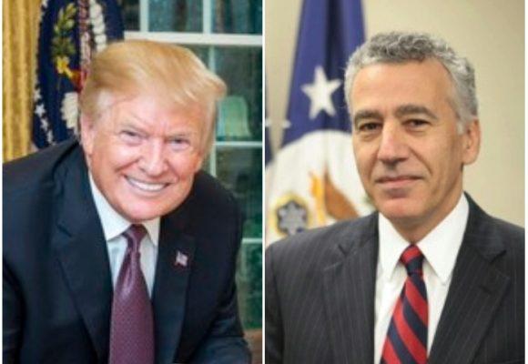 El duro pasado del embajador de Trump en Colombia