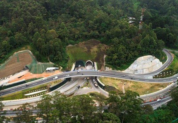 Túnel de Oriente produjo $1.000 millones en 3 días