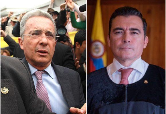 El magistrado que tiene las riendas de la investigación contra Uribe