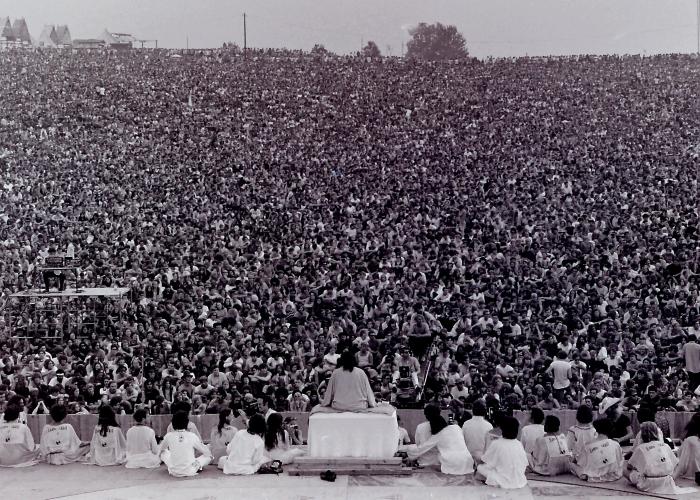 Woodstock, 50 años de una bacanal épica