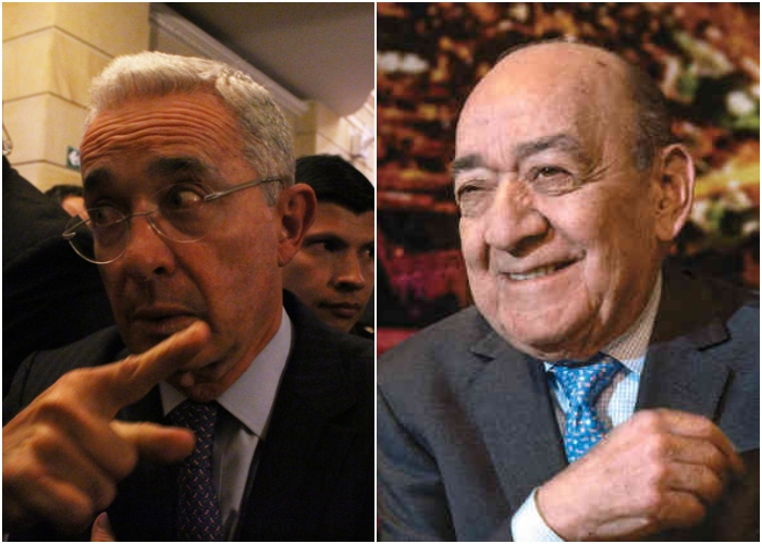 Hasta Yamid Amat es petrista para Uribe
