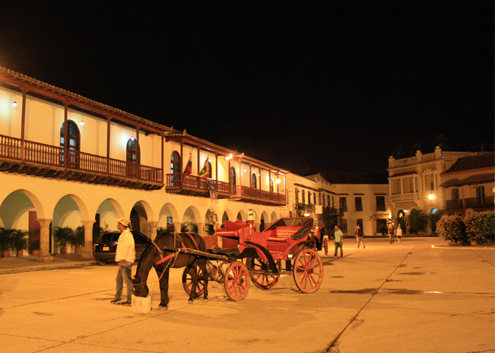Cartagena de Indias: coronavirus, crisis y cultura