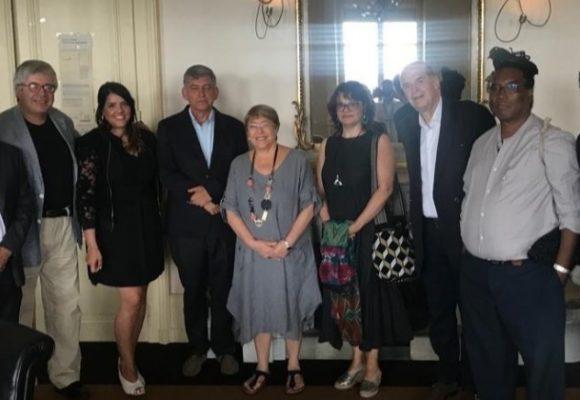 Señora Bachelet: llegó la hora de las víctimas y la hora de la verdad