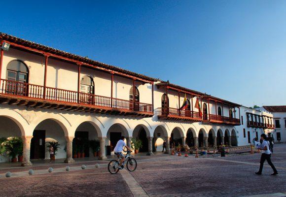 En los jóvenes está el futuro de Cartagena
