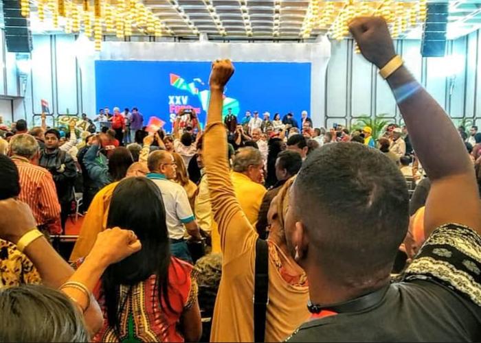 Por qué gritaron los afrodescendientes en el Foro de Sao Paulo