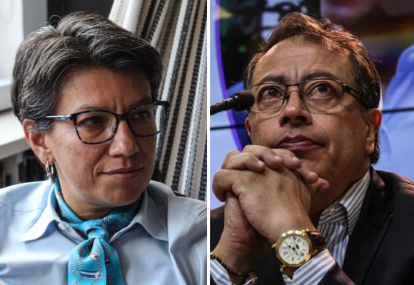 El increíble ego de Petro pone a prueba la paciencia de Claudia López