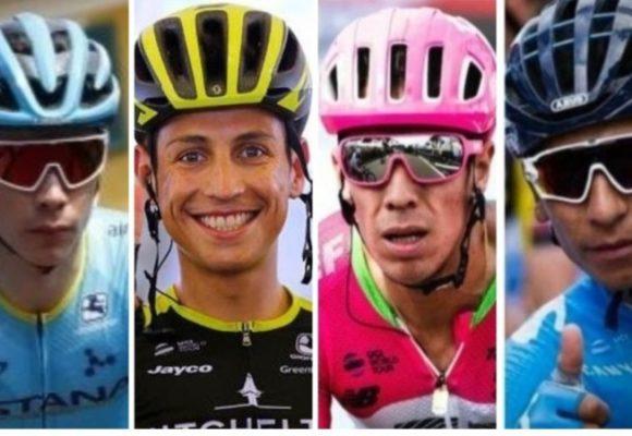 Un colombiano va a ganar la Vuelta a España
