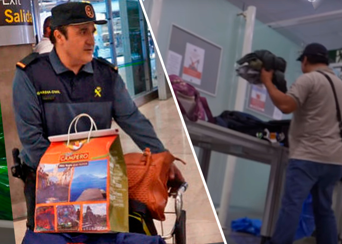 El famoso guardia de Discovery que fue detenido por narcotráfico