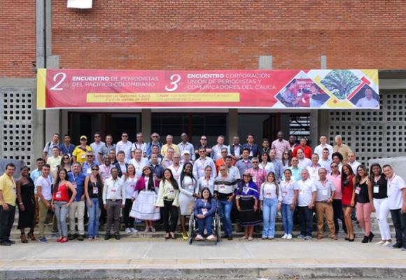 Santander de Quilichao fue anfitrión del periodismo colombiano