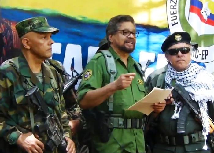 Mitos de una nueva guerra en Colombia