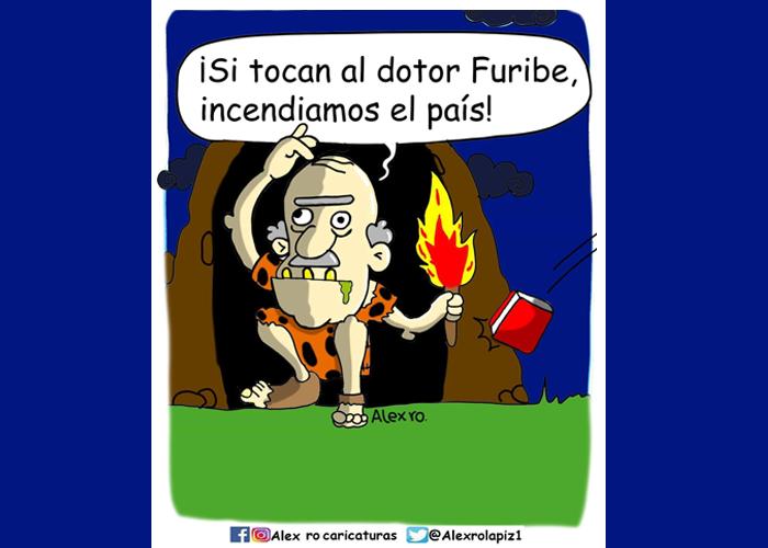 Caricatura: Miedo a la justicia
