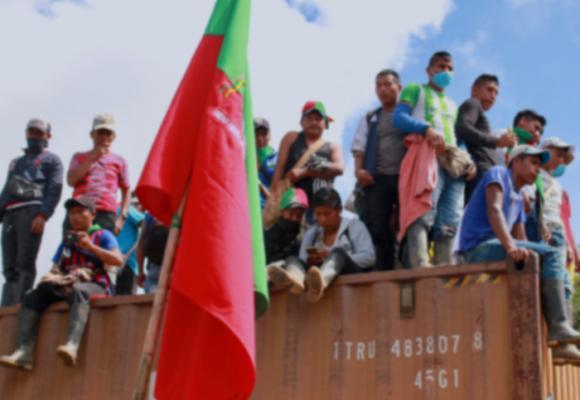 El genocidio indígena en el Cauca