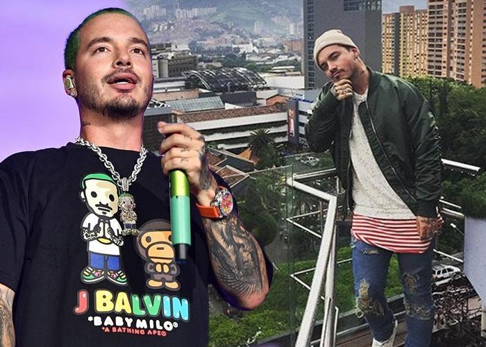 J Balvin hace las paces con Medellín