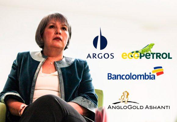 33 empresas, a responder por despojo de tierras ante la JEP