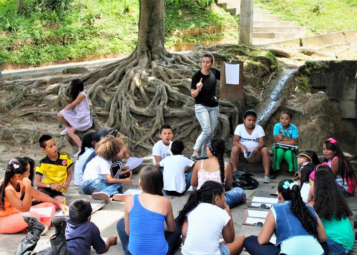 Turismo, arte y comunicaciones: los frentes desde donde los jóvenes construyen paz