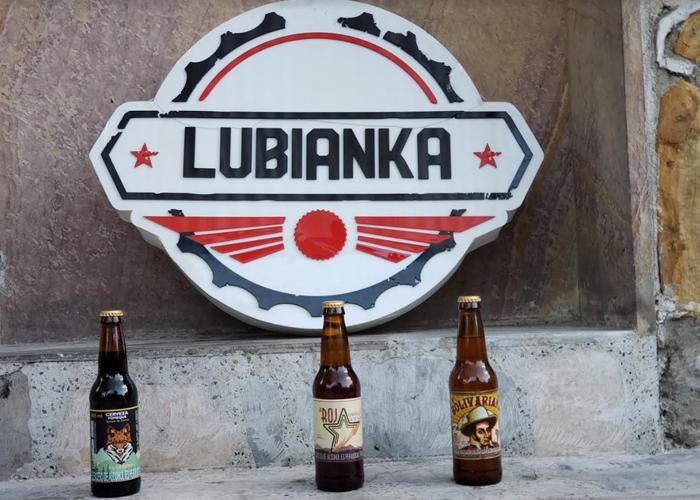 Lubianka: el pub embajador de las cervezas artesanales y la paz