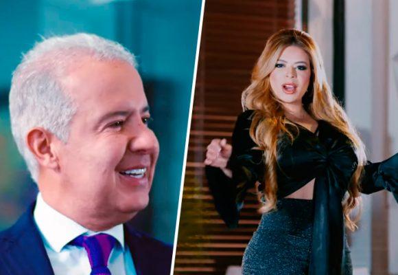 Mario Iguarán: de Fiscal a actor de música popular