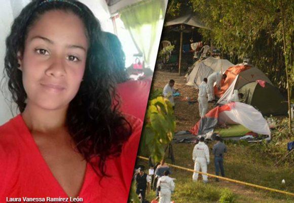 La historia de Laura Vanessa, la campista a la que mataron a machetazos