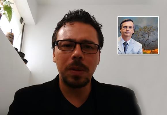 VIDEO: Bolsonaro y el holocausto del Amazonas