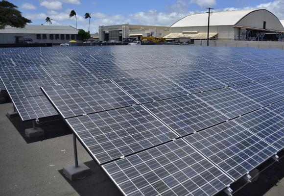 La tormenta perfecta para una microgrid solar