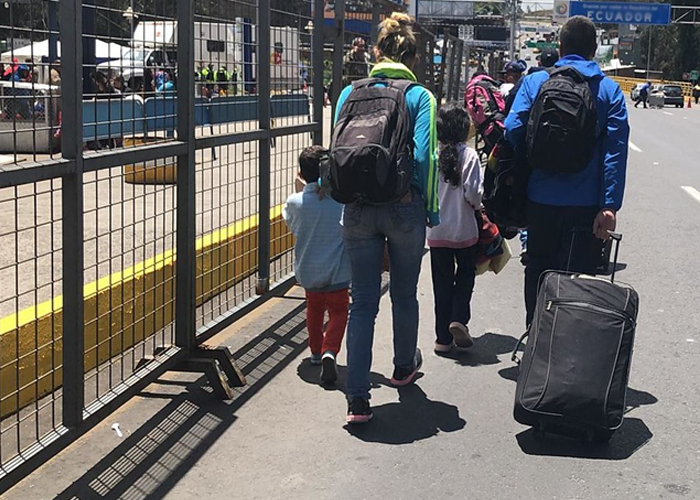 La migración no incrementa la violencia, la xenofobia sí