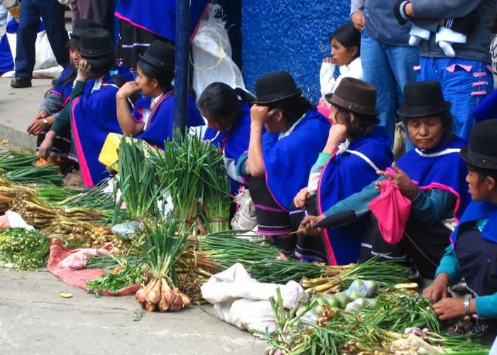 La difícil situación de los indígenas en Colombia