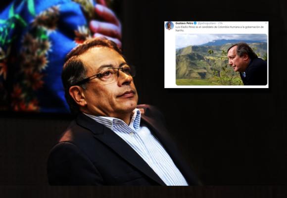 Petro contra la Colombia Humana de Nariño