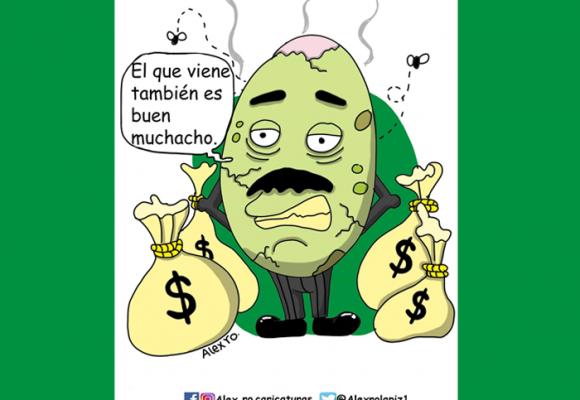 Caricatura: La eterna política de Risaralda
