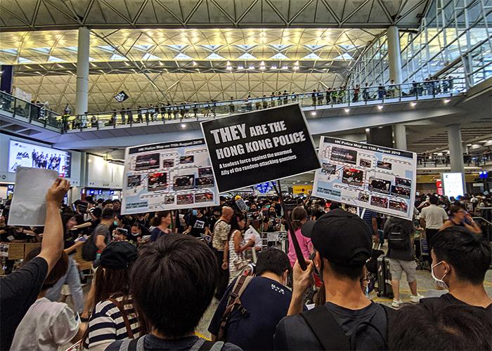 ¿Por qué no cesan las protestas en Hong Kong?