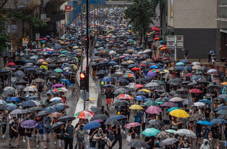 La independencia de Hong Kong