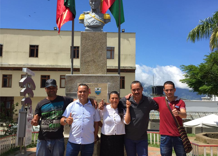 Toledo, el único municipio de Antioquia con candidato a la alcaldía por el partido Farc