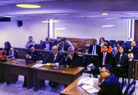 Absueltos los Uribe Noguera
