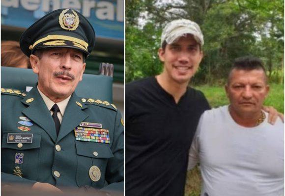 El Ejército se lava las manos por las fotos de Guaidó con Los Rastrojos