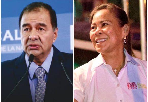 Se le enreda la candidatura a Yolanda Wong en Cartagena