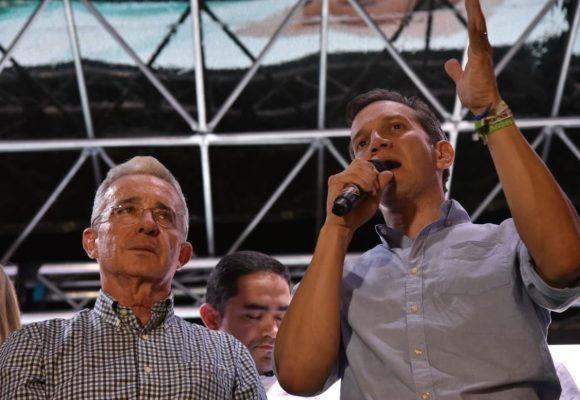 Ramos lidera encuesta para Alcaldía de Medellín