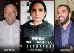Gerlein y Char: a responder por el fraude de Aida Merlano