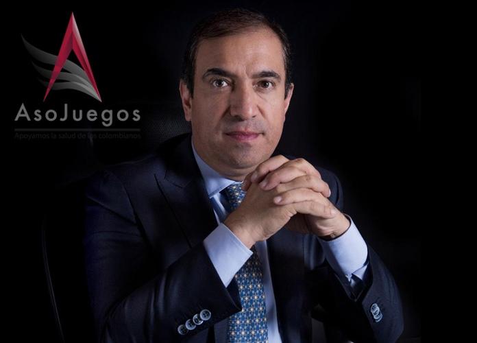 """""""El gran aliado de la legalidad es el ciudadano """": Presidente de Asojuegos ."""