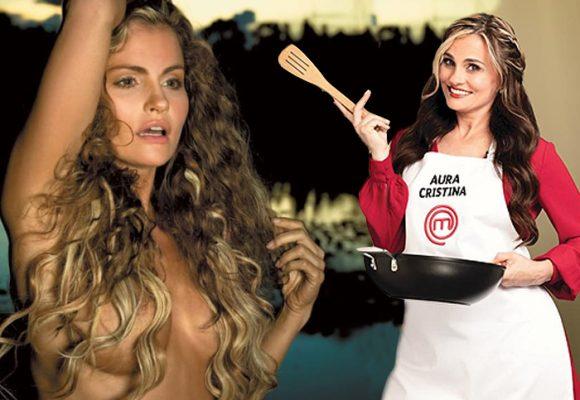Los escándalos que no borraron a Aura Cristina Geithner de la tv