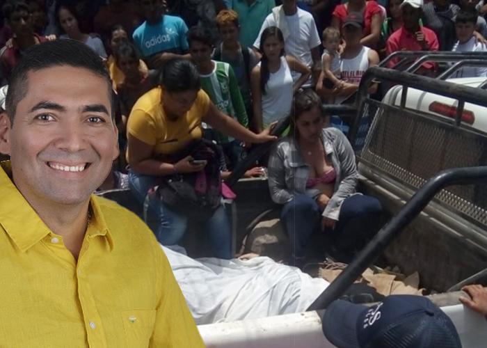 Las últimas horas de Bernardo Betancourt, el candidato asesinado en Tibú