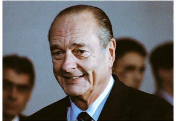 ¿Quién fue Jacques Chirac? El expresidente francés que murió hoy