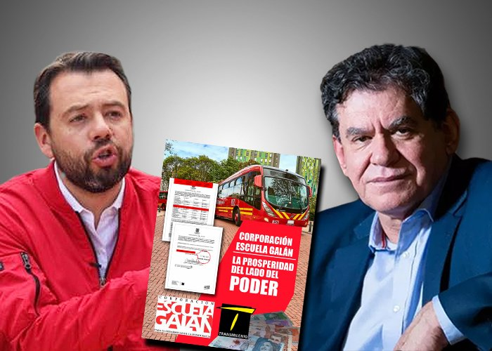 El contrato de $10 mil millones del alcalde Peñalosa con la Corporación Escuela Galán