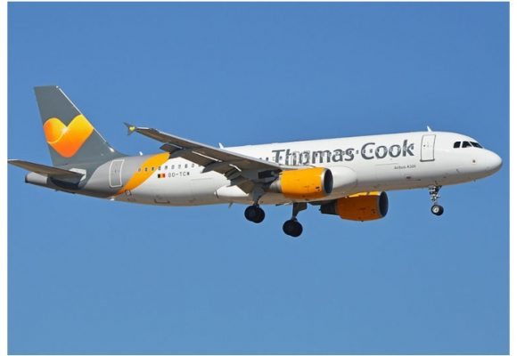 Thomas Cook entra en quiebra
