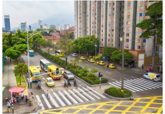 La lucha de Medellín por descontaminar su aire