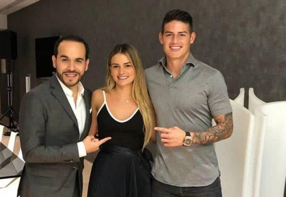 Los insultos de los mamertos a James Rodriguez por contratar a De la Espriella